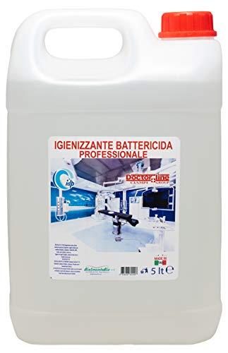 Igienizzante disinfettante superfici Doctor Line, tanica 5 litri, per tutti gli ambienti,...