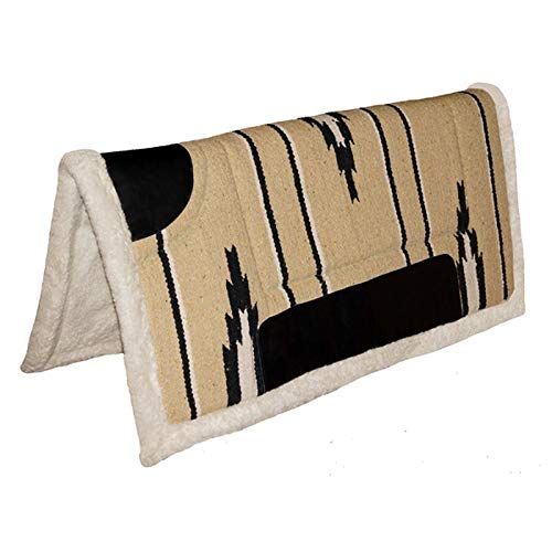 German Riding Westernpad Navajo Beige 75cm x 80cm