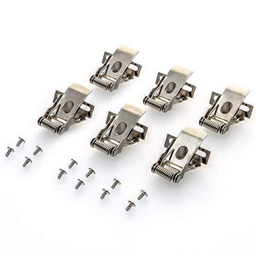 Lumira Unterputz Montageset für LED Panel, Deckeneinbau mit Befestigungsklammern, AV-LP16