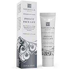 GET AN INSTANT FACE LIFT NATURALLY & SAFELY – You can literally watch how our revolutionary formula of skin-sculpting ingredients instantly turns back the clock on your signs of aging. Power-packed with natural ingredients this product is proven to r...