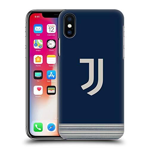 Head Case Designs Offizielle Juventus Football Club Away 2020/21 Match Kit Harte Rueckseiten Handyhülle Hülle Huelle kompatibel mit Apple iPhone X/iPhone XS