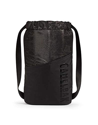 CamelBak Reign Bolsa de transporte para 2 botellas – Team Sport Portabidones – aislado, color negro, tamaño talla única, 13.39 x 9.45 x 5.51inches