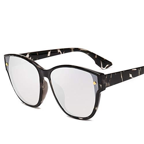 Liuao 2019 New New Trend Sonnenbrillen Mode Marine Film Unisex Anti-UV Sonnenbrillen,Style 4