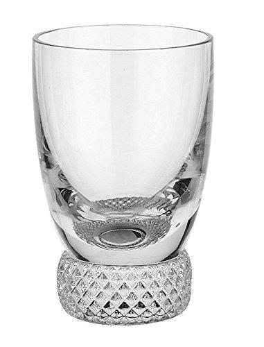 Villeroy & Boch Octavie Stamper, Kristallglas, Weiß, 64 mm