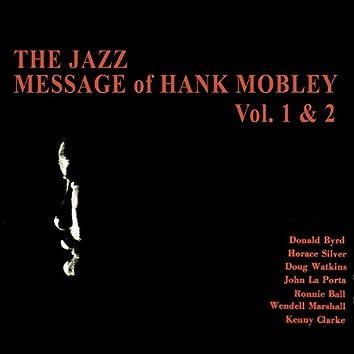 The Jazz Message of Hank Mobley Vol. 1 & 2 (Bonus Track Version)