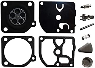 Carburateur Reparatie/Rebuild Kit Vervangt ZAMA RB-146 Voor Homelite 40cc kettingzaag ZAMA C1Q-H64