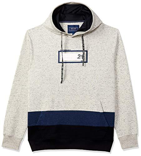 Monte Carlo Mens Grey Hood Sweatshirt XXL