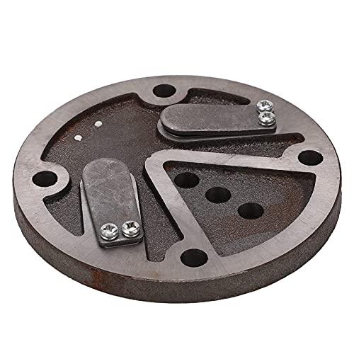 Air Compressor Valve Plate, Pump Head Valve Plate Pressure Proof High Strength for Engineer for Compressor