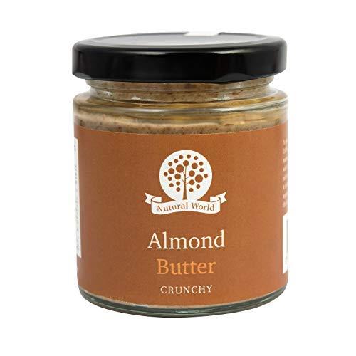 Nutural World - Beurre d'Amande croustillant (170g) (Épicerie)