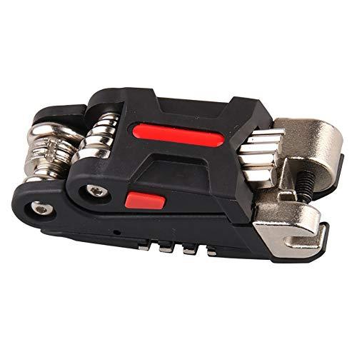 Fahrrad-Reparatur-Tool-kit Multi-funktions-Werkzeug Inbusschlüssel Kompatibel Mit Rennrad Mountainbike Mountainbike Fahrrad Wartungswerkzeug