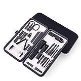 NNNQO Set De Manicura Kit De Cortaúñas Pr,Set De Cortaúñas Chooling para Uñas Y Uñas Kit De Viaje Y Aseo De Manicura Manicura Y Pedicura Cortaúñas Y Cortaúñas Manicura