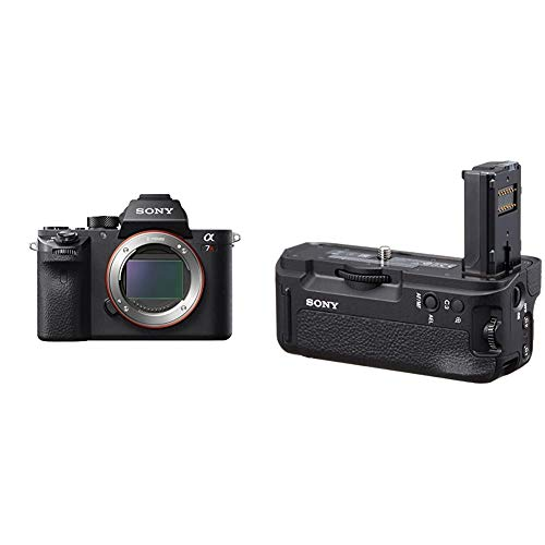 Sony a7R II Full-Frame Mirrorless Interchangeable...