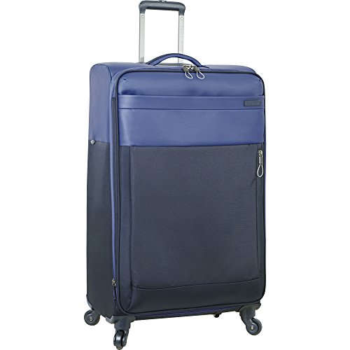 Nautica 28' Expandable Spinner Luggage, Blue