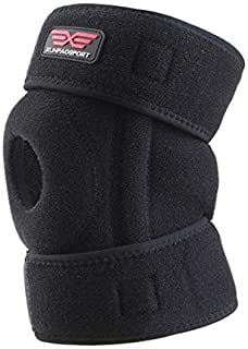 Protective Knee Pads,Knee Sleeve Knee Brace Support, Knee Wraps Pads for Arthritis Pain Relief Injury Recovery and for Basketball/Football/Outdoor