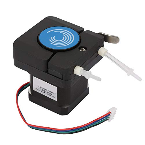 Large Flow Micro Peristaltic Pump 12-24V Large Flow Dosing Pump with Stepper Motor