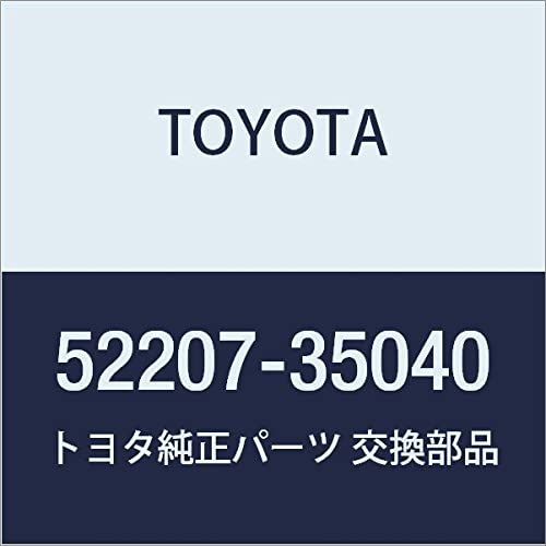 TOYOTA 52207-35040 Max 44% OFF Cab Mounting Sub Assembly Cushion Japan's largest assortment