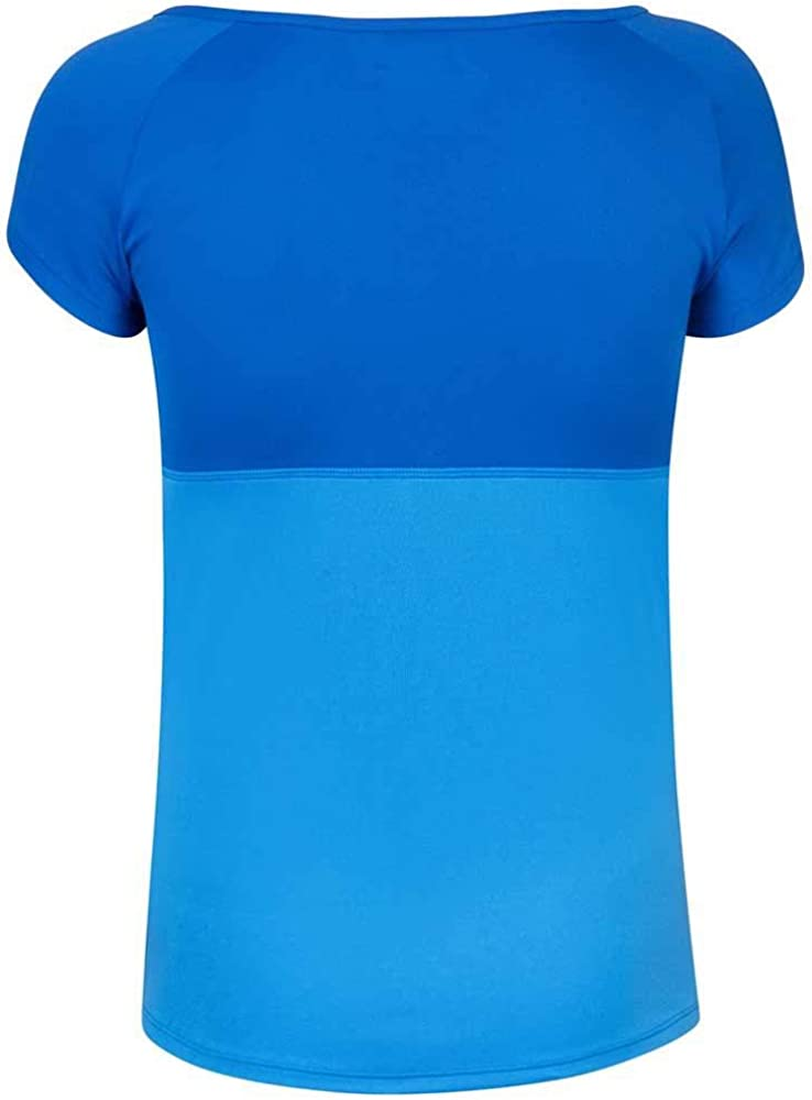 Babolat Girls Play Cap Sleeve Tennis Tee