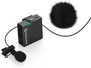 Hollyland LARK 150 draadloze microfoon clip on draadloos microfoonsysteem met 2,4 GHz voor vlogging, YouTube-presentaties,...