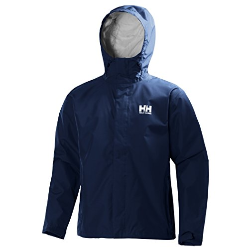 Helly Hansen Herren SEVEN J JACKET – Blau (Navy), Large