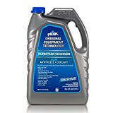 PEAK OET Extended Life Blue Concentrate Antifreeze/Coolant for European Vehicles, 1 Gal.