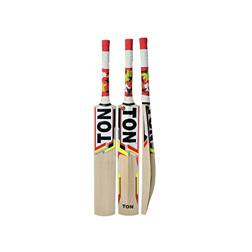 SS Maximus Kashmir Willow Cricket Bat with Bat Cover Included : 2019 Edition