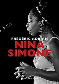 Nina Simone par Frédéric Adrian