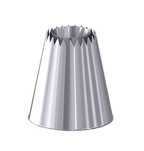 DE BUYER -2118.02 -douille sultane cone rasant 5.5 x 5.5 x 5.6 cm