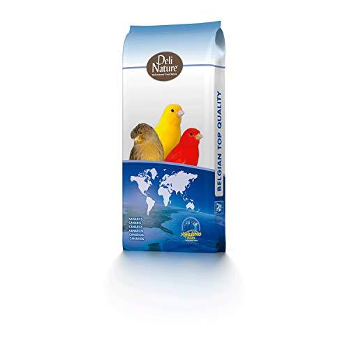 Deli Nature KANARIENVOGEL-Futter Basis 20 kg Sack Basisfutter Kanarien