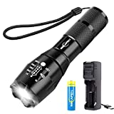 41JsVBegQGL. SL160  - Best 18650 Battery For Flashlight