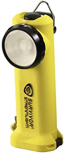 Streamlight 90541 Survivor 6-.75 Inch LED Flashlight - Yellow by Streamlight