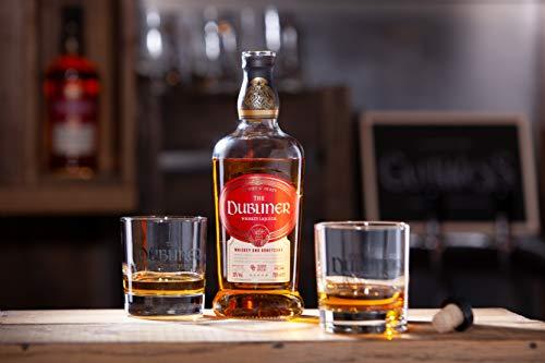 The Dubliner Irish Whiskey Liqueur 30% vol., Whiskeylikör mit Honig und Karamell-Geschmack (1 x0.7 l) - 4