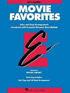 Essential Elements Movie Favorites: Eb Alto Clarinet