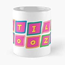 Still Woozy Classic Mug -11 Oz Coffee - Funny Sophisticated Design Great Gifts White-miinviet.