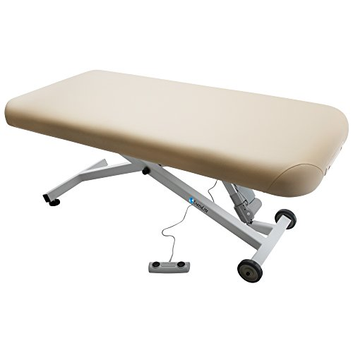 """EARTHLITE Electric Massage Table ELLORA - The Quietest, Most Popular Spa Lift Hydraulic Massage Table - Made in USA/Customer Service in the USA (28"""", 30"""", 32"""" x 73"""")"""