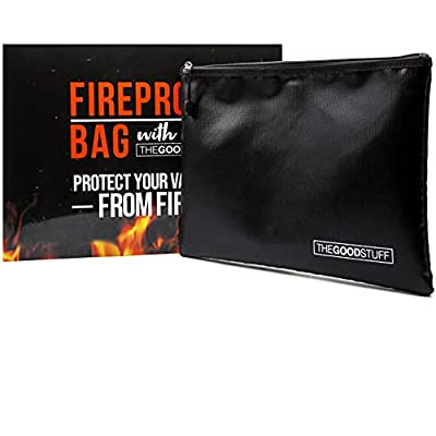 The Good Stuff Water and Fireproof Pouch (2000?...