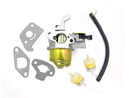 HQparts Carburetor Kit For Coleman CK100-S Go Kart Dune Buggy 98cc 3HP Engine Motor Carb