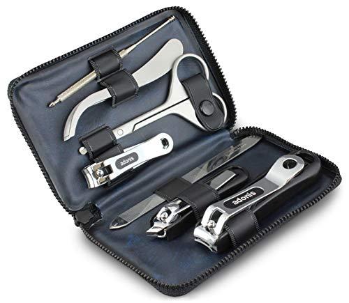 Seki Edge Adonis 7 Piece Grooming Kit G 3022