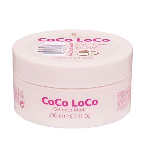 Lee Stafford Coco Loco Coconut Deep Conditioning Hair Mask 200ml