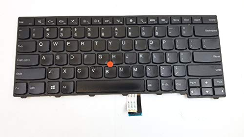 US Layout Laptop Keyboard for ThinkPad T431 T431s T440 T440E T440p T440s T450 L440 Compatible with 0C45328 04Y2763 PK130X72A00