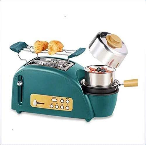Kitchen Tools, Frühstück-Maschine Kaffee-Tee-Topf Teppanyaki Ofen Brot Toaster Back Maker Bratpfanne Pizza Herd leilims RVTYR