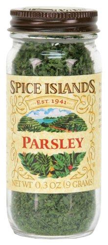 Regular dealer Spice Islands Parsley Regular store .3-Ounce 3 of Pack