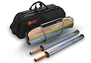 GoSun barbecue solar barbecue for food cooking in the sun ideal for camping or hiking 3PP1D1P1