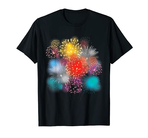 Feux d'artifice Pyro Feux d'artifice Pyrotechnicien T-Shirt