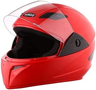 Virgo ZDI Plus Men's helmet (Matte Red)