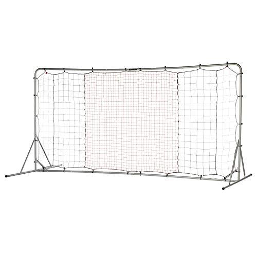 Franklin Sports Soccer Rebounder - Tournament Steel Soccer Rebounding Net - Perfect For Backyard Soccer Practice and Soccer Training - 12
