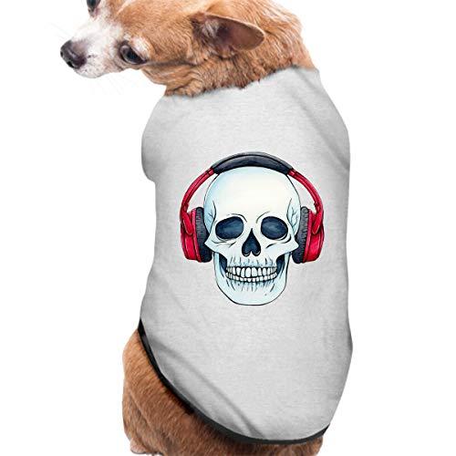 Price comparison product image KuLuKo Pet Shirt,  Dog Cat Clothes Puppy Classic Vest Headphones T-Shirt Pet