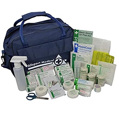 Safety First Aid Rugby Kit (Sports Bag) by Safety First Aid