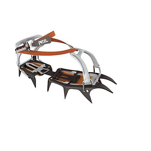 PETZL - VASAK, Crampons for Classic Mountaineering, Flexlock