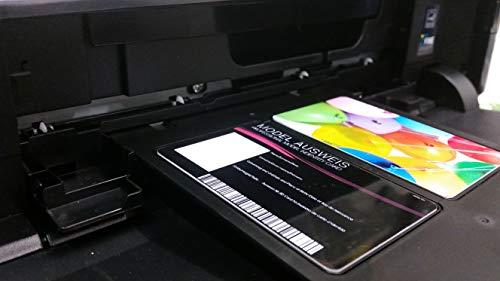 IRP340 - PVC Kartendrucker für Vereinsausweise oder Kundenkarten BZW. Mitarbeiterausweise usw. von Dr. Inkjet