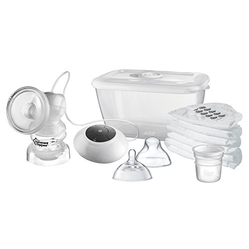 Tommee Tippee Closer to Nature 423018 - Sacaleches eléctrico